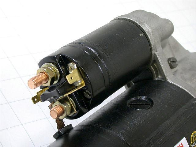 porsche 911 912 914 starter motor bosch rebuilt warr 911s. Black Bedroom Furniture Sets. Home Design Ideas