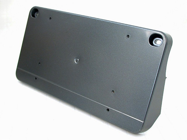 Mercedes W208 Front License Plate Base Genuine Mounting