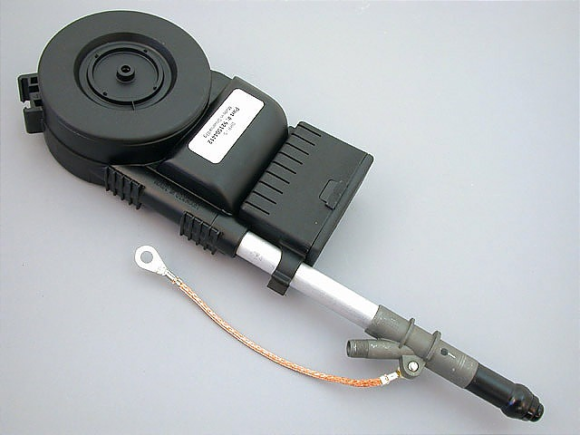 1179520848 mercedes r107 w123 radio power antenna oem hirschmann new ebay  at gsmx.co